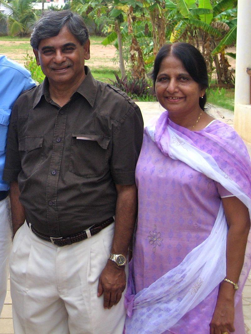 Prabha and Nilo